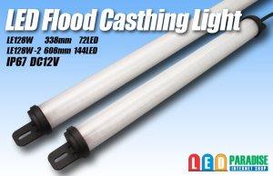 画像1: LEDフラッドキャスティングライト