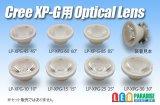 Cree XP-G/XP-E用レンズ