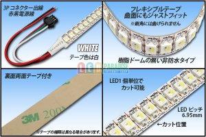 画像2: NeoPixel RGB/W テープLED 144LED/1m
