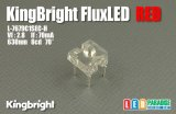KingBright 赤色FluxLED L-7679C1SEC-H