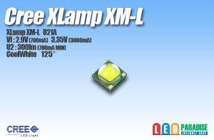 画像1: CREE XM-L U21A 白色