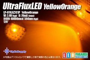 画像1: UltraFluxLED イエローオレンジ LP-6YKAZ2C1P