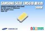 SAMSUNG 5630 LM561B 4極 5000K