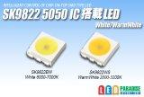 SK9822W 5050 IC搭載LED