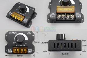 画像3: 調光器 DC12-24V 30A