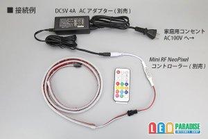 画像4: 側面発光 Neo Pixel RGBテープLED 1m/60LED