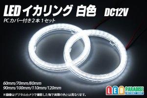 画像1: LED イカリング 白色