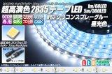 SSG Ra90+ 2835テープLED 60LED/m 6200K 1-5m
