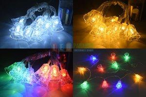 画像4: LEDストリングライト ベル型
