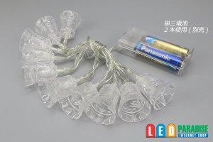 画像3: LEDストリングライト ベル型