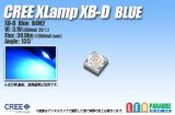 CREE XB-D BLUE