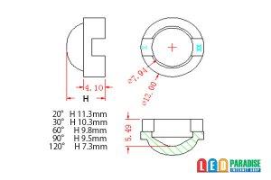 画像3: PowerLED用レンズキャップ