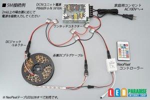 画像3: NeoPixel RGB TAPE LED