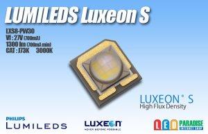 画像1: LUXEON S  LXS8-PW30