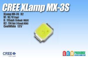 画像1: CREE MX-3S R2 白色