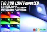 T10 RGB 1.5W PowerLED LP-T10-1.5W AnodeCOM