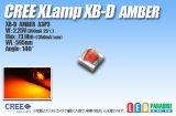 CREE XB-D AMBER A3P3