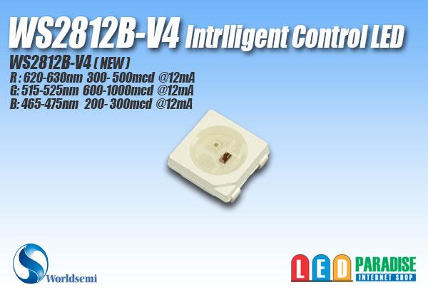 画像1: WS2812B-V4 NeoPixel RGB